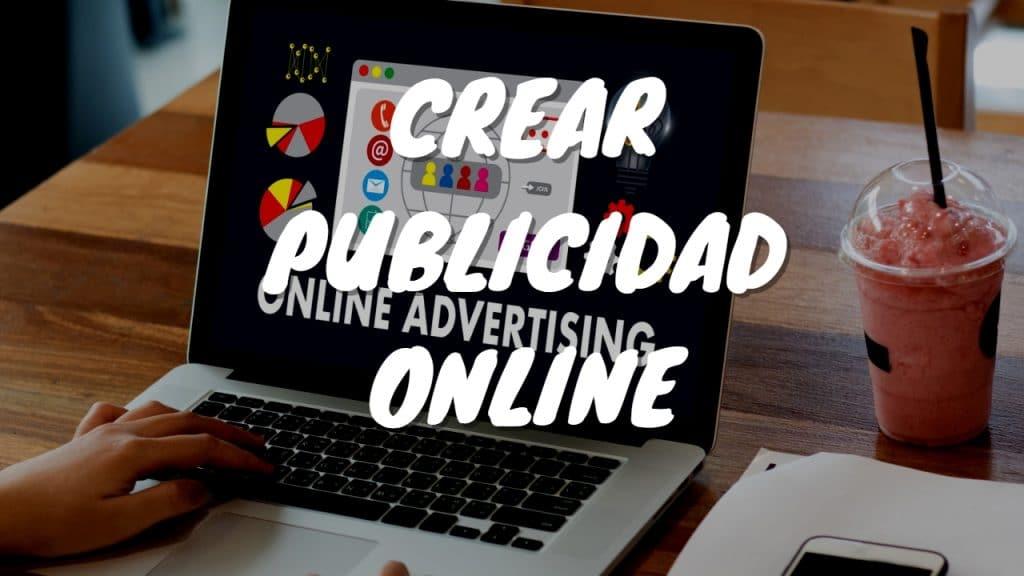 crear publicidad online